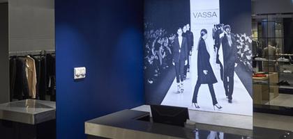 Новый магазин VASSA&Co