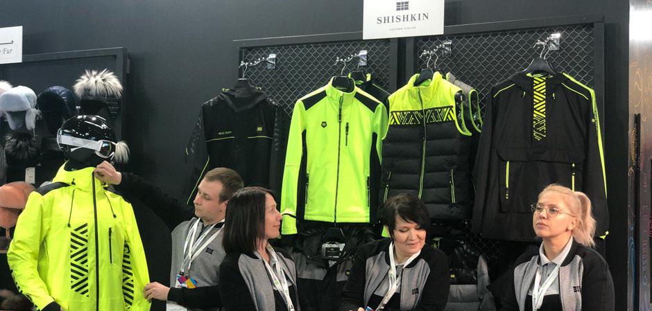 Портновская мануфактура SHISHKIN на ISPO Munich 2019