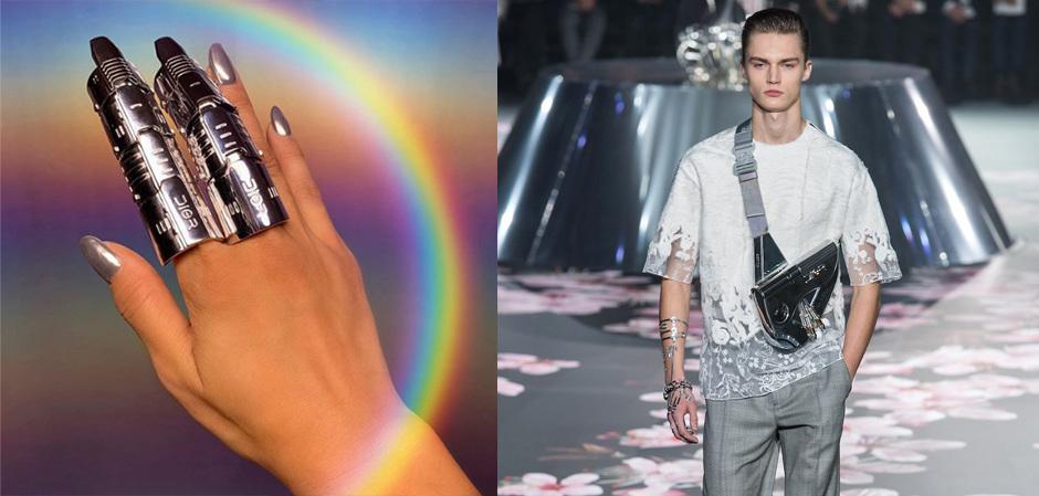 Dior заказал украшения японцам