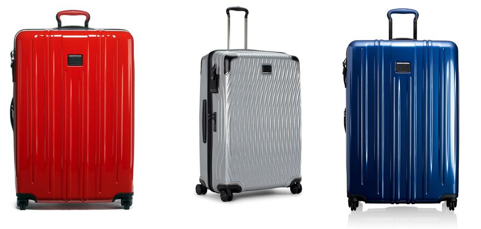 Коллекция чемоданов TUMI