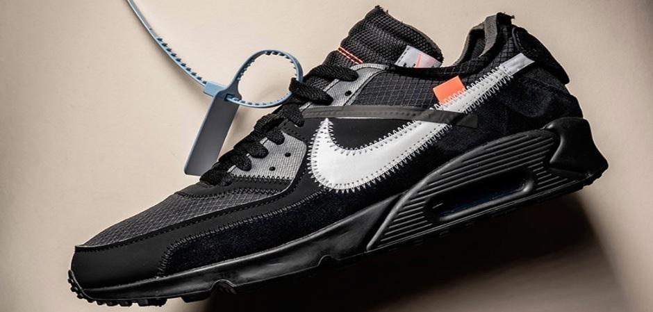 Кроссовки, созданные Вирджилом Абло по заказу Nike