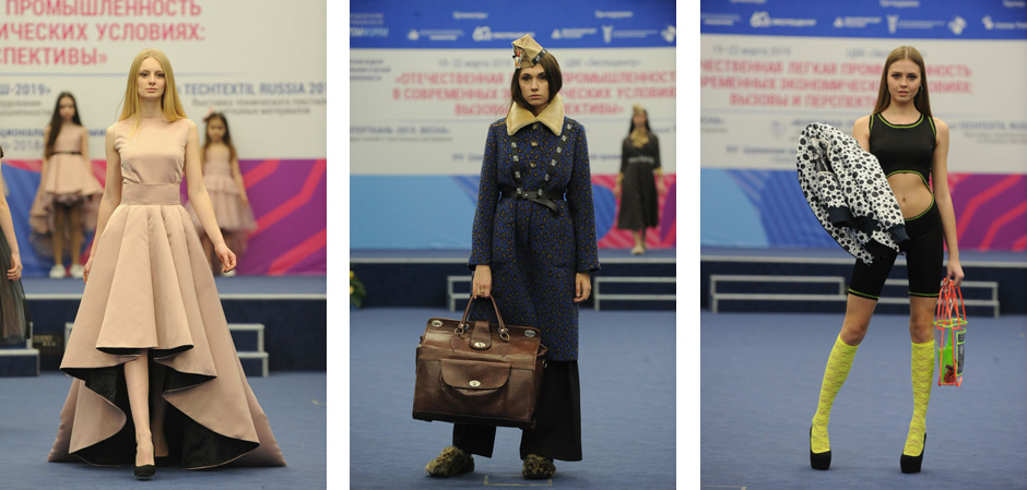 Региональные модельеры на Неделе легпрома