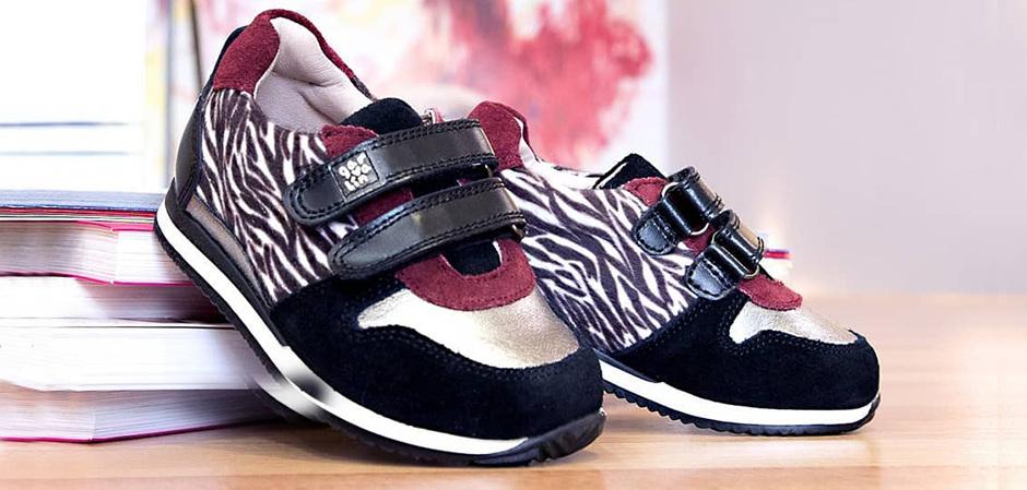 Garvalin – стильная детская обувь оптом