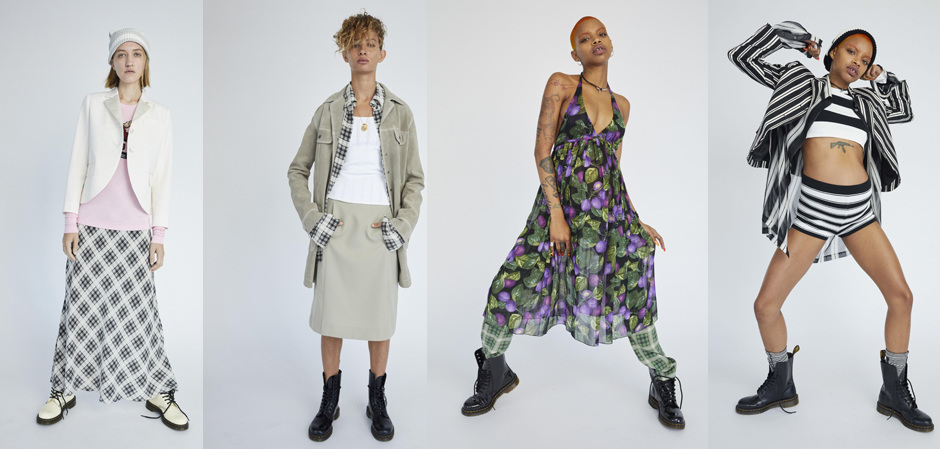 Redux Grunge от Marc Jacobs