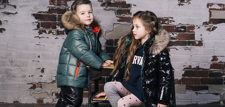 Торговая марка G'n'K более 20 лет производит верхнюю детскую одежду и смогла доказать свою состоятельность среди массы сильных конкурентов.