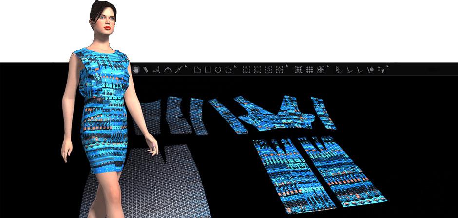 Цифровые технологии в дизайне одежды