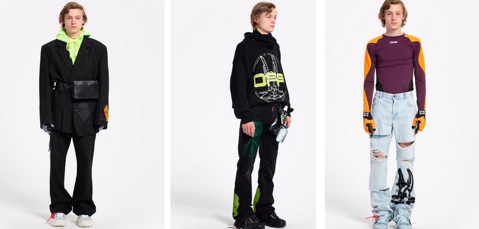 "Off-White™'s Resort20 ""Rationalism"""