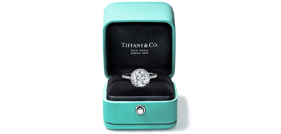 Индивидуальная регистрация бриллиантов Tiffany