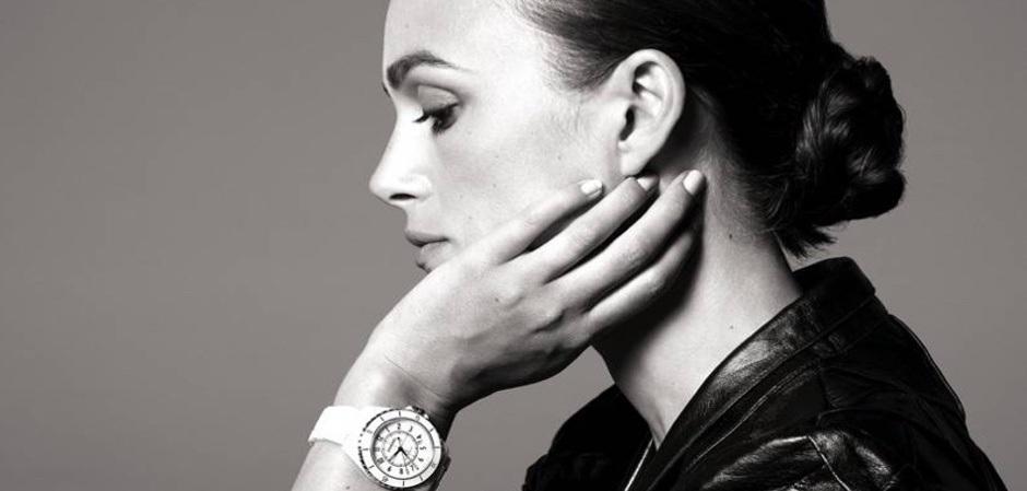 Актриса Кира Найтли в новой рекламной кампании Дома Chanel