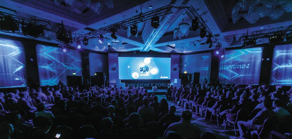 13-й 3DEXPERIENCE Forum