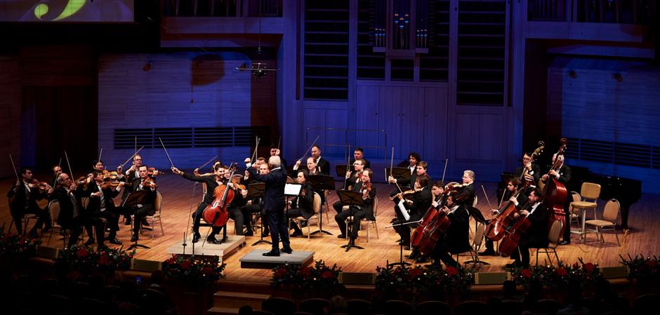 Юбилейный концерт в Доме HENDERSON, Владимир Спиваков