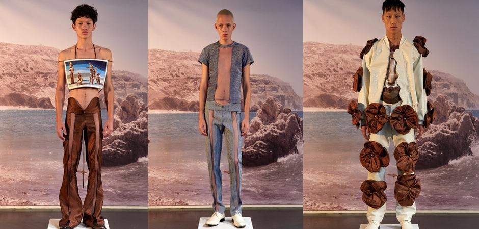 Vasilis Loizides и его коллекция мужской одежды