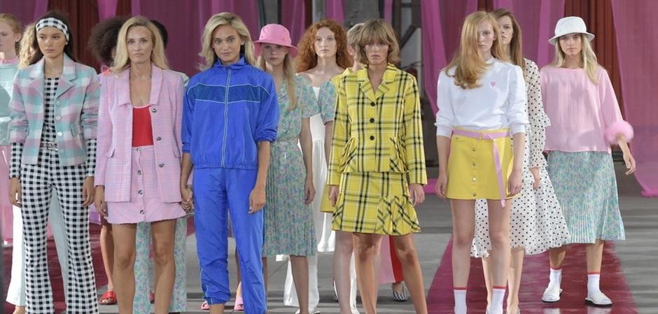 Бренд Résumé на Неделе моды в Копенгагене