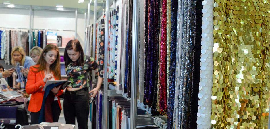 VI Международная выставка тканей и текстильных материалов «Интерткань-2019. Весна»