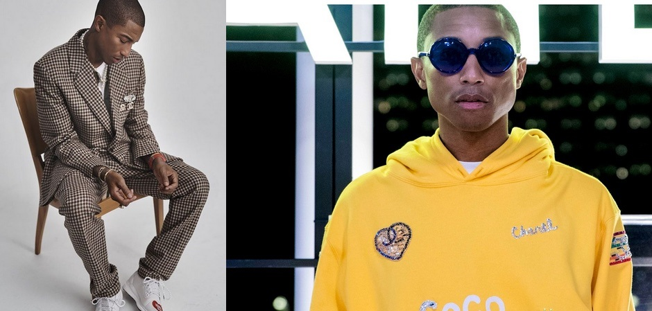 Дом Chanel подружился с Pharrell Williams