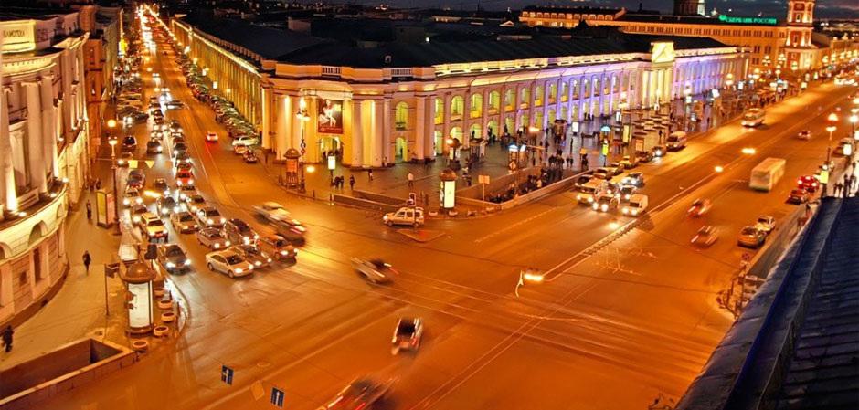 стрит-ритейл в Санкт-Петербурге