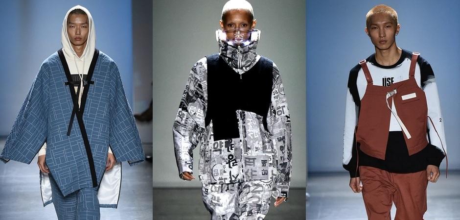 Успешный показ южно-корейского бренда IISE на Неделе моды в Нью-Йорке
