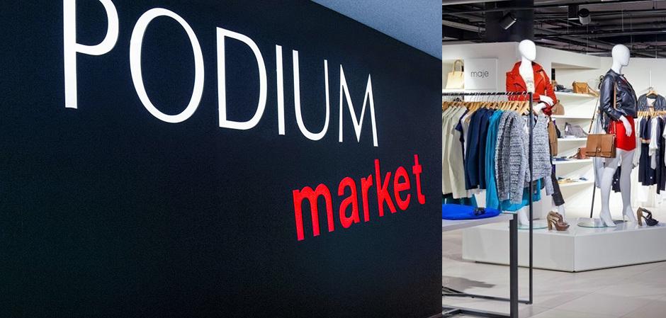 Стокманн заменит Podium Market