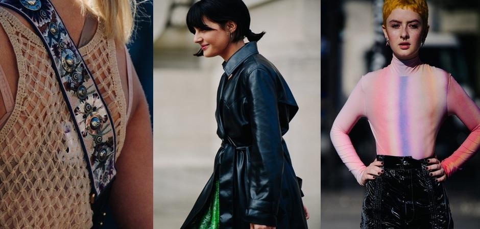 streetstyle на Неделе моды в Париже