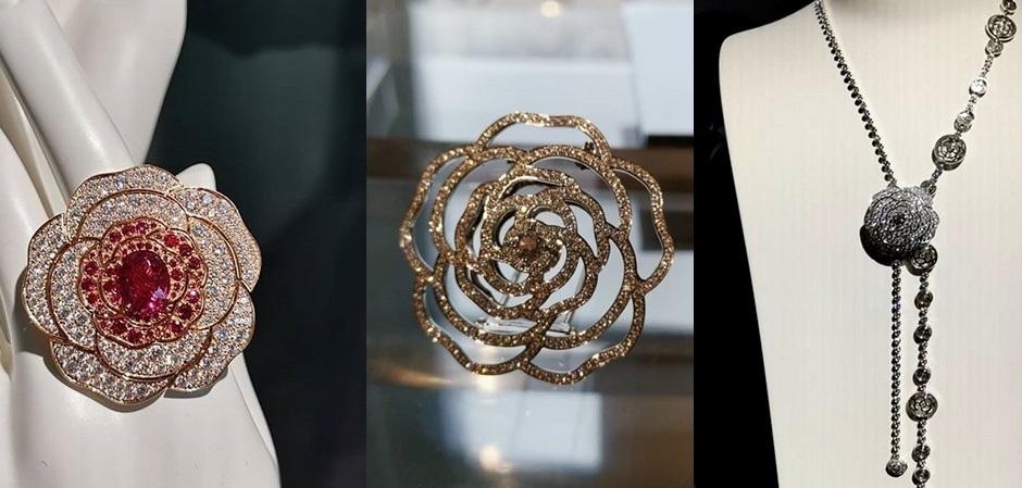 Коллекция «Камелия» Дома Chanel