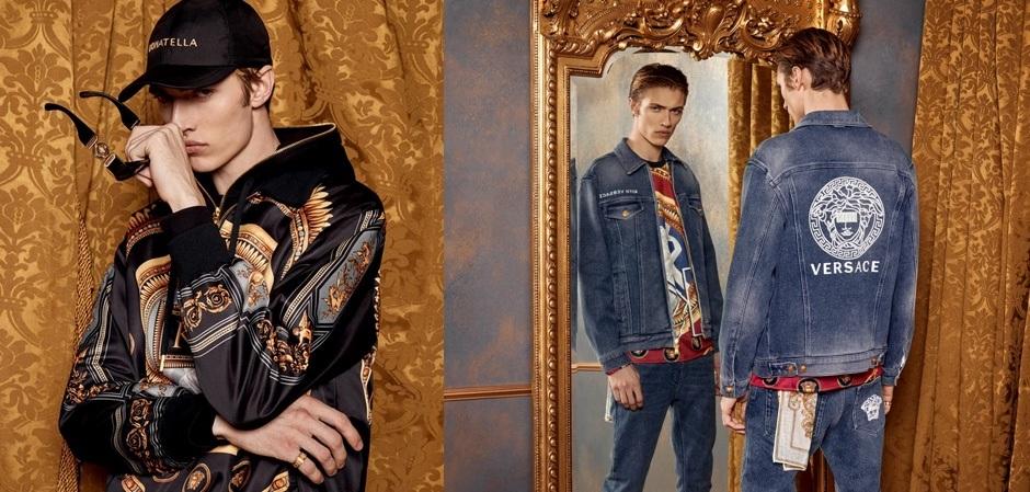 Versace+KITH