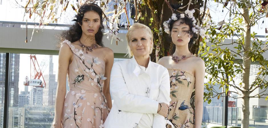 Марии Грации Кьюри для Dior
