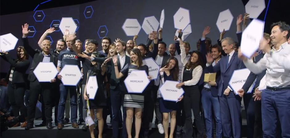 Премия LVMH в области инноваций 2019