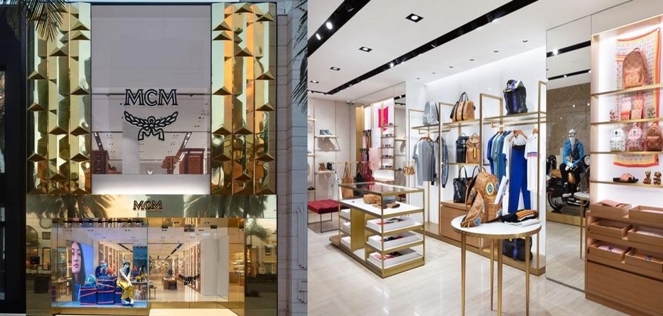МСМ открыл флагманский бутик в Беверли Хиллз
