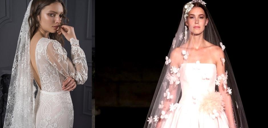 Свадебные наряды сезона Весна-Лето 2020