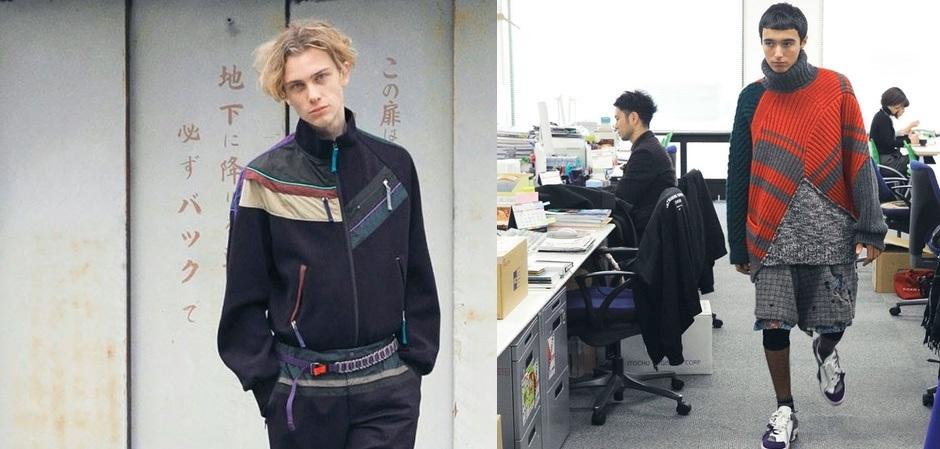 Новая коллекция японского бренда KOLOR