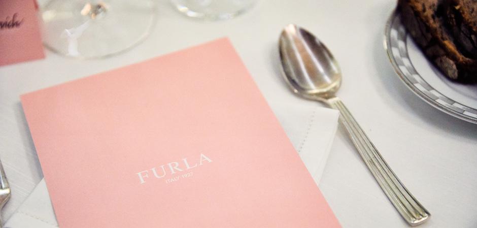 Торжественный ужин Furla