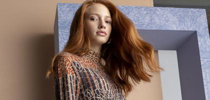 IVKO: яркие оттенки женственности в модной одежде 2019