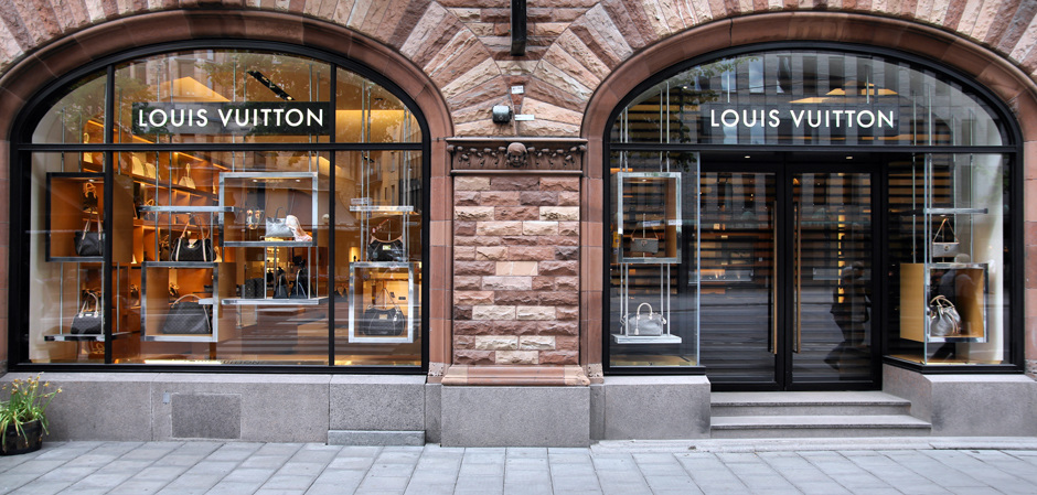 Louis Vuitton в России