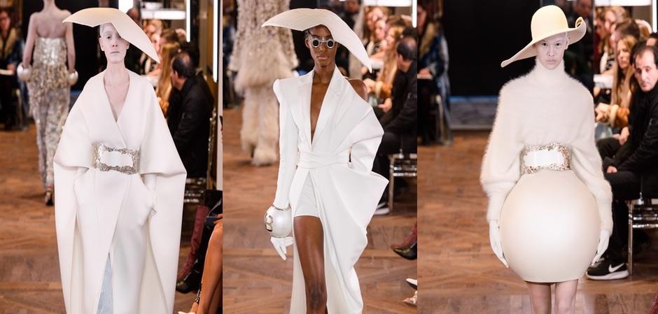 Коллекция Balmain haute couture весна 2019