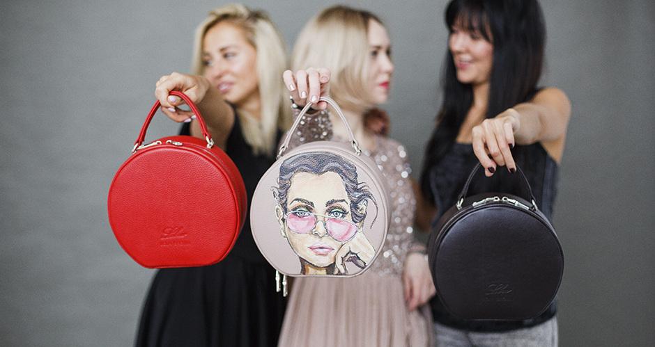 LOLA BROWN – эксклюзивные сумки из итальянской кожи