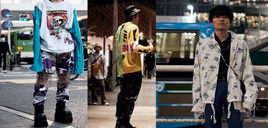 AMAZON FASHION WEEK TOKYO streetsyle
