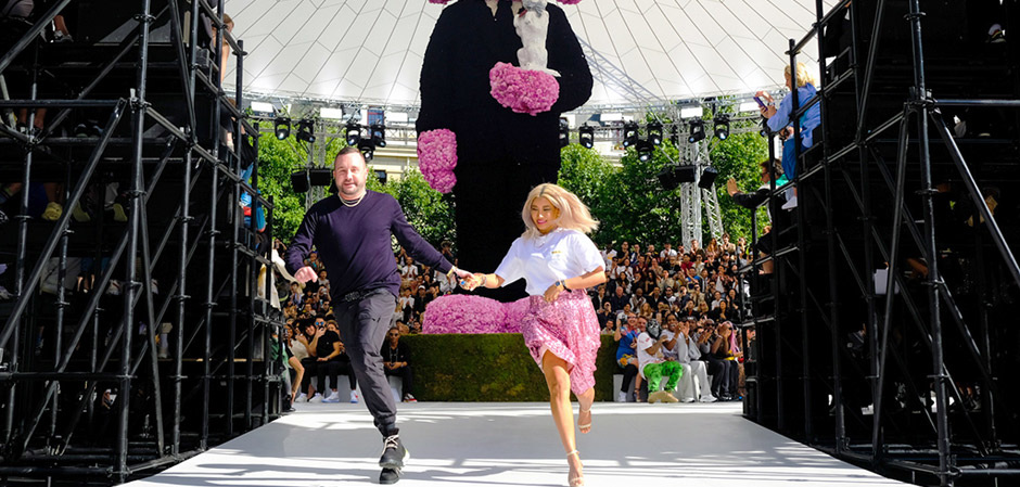 Весна-лето от Модного дома Dior
