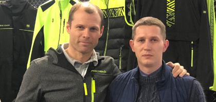 Дмитрий Шишкин – новый разработчик Fischer