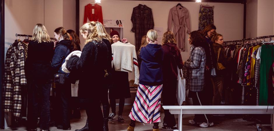 Международная выставка моды, одежды, аксессуаров Revolver