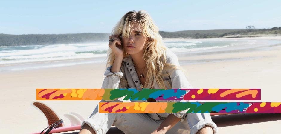 Австралийский бренд OneTeaspoon