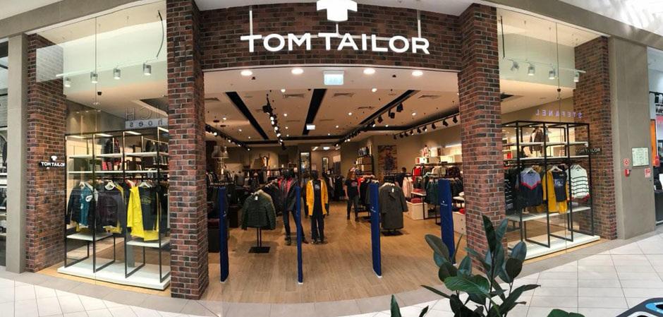 Tom Tailor в России