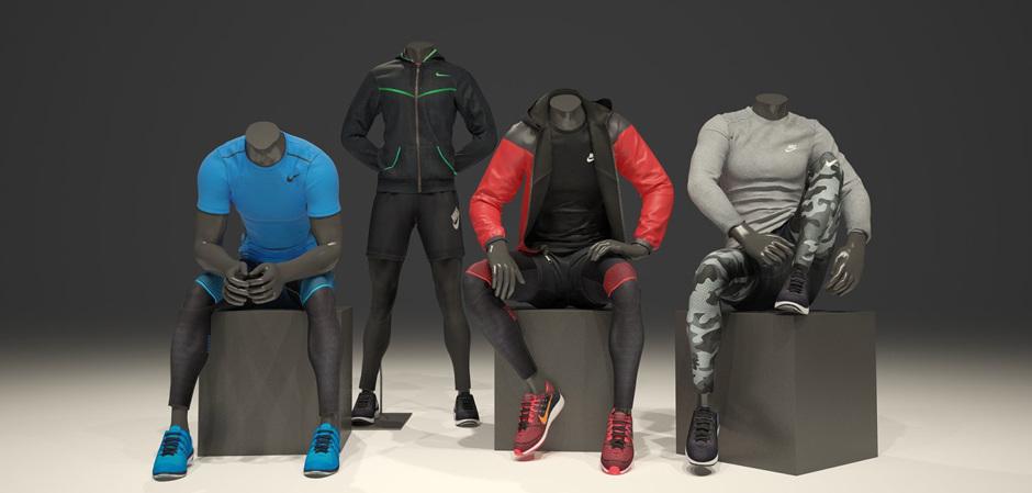 Цифровые технологии в дизайне одежды, Nike