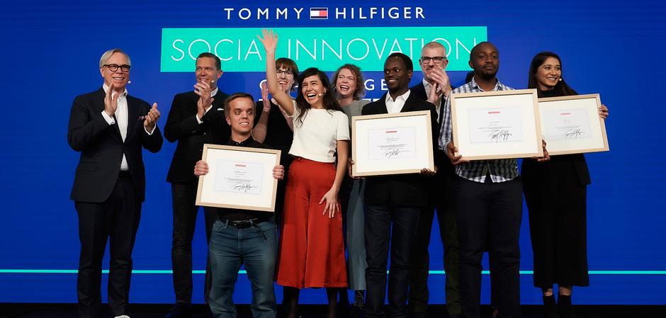 Tommy Hilfiger ищет интересный стартап
