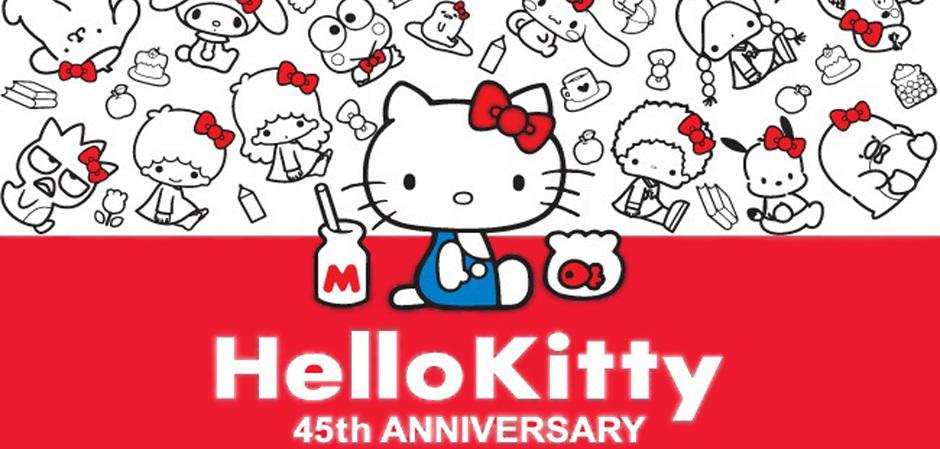 UNIQLO х Helo Kitty