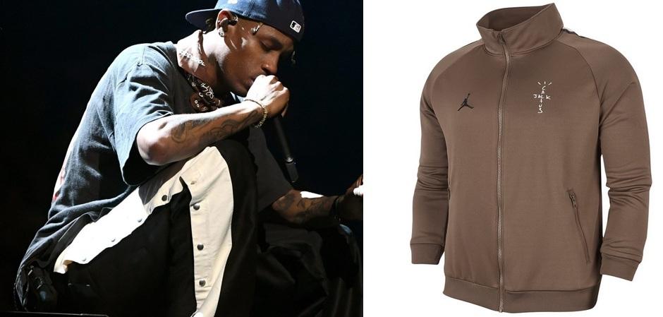 Знаменитый музыкант теперь занялся и дизайном одежды в коллаборации Travis Scott x Jordan «Cactus Jack»